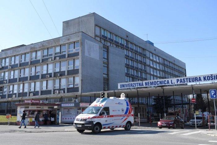 Ilustračný obrázok k článku Dobré správy z nemocnice! Počet pacientov s koronavírusom sa výrazne znížil