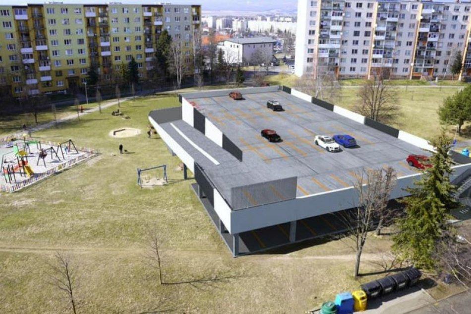 Ilustračný obrázok k článku Na Bajkalskej sa začalo s výstavbou viacpodlažného parkoviska: Kedy ho plánujú dokončiť?