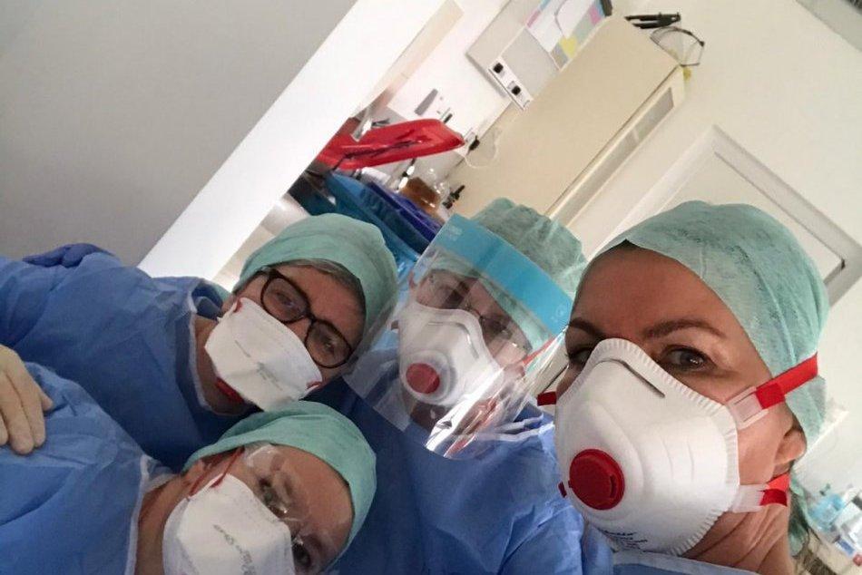 Ilustračný obrázok k článku Ako to vyzerá s Covidom v bystrickej nemocnici? Tieto ČÍSLA veru potešia
