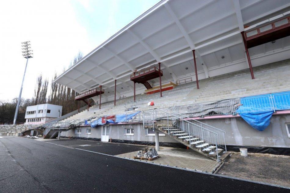 Ilustračný obrázok k článku Rekonštrukciou štadióna to skončiť nemusí: Nosko prezradil, čo by malo nasledovať