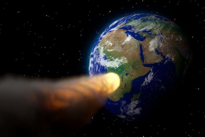 Ilustračný obrázok k článku Gigantický Apophis opäť preletí okolo Zeme! Musí sa ľudstvo obávať nárazu?