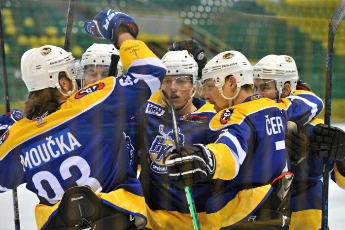 Ilustračný obrázok k článku V hokeji sa schyľuje k SENZÁCII: Spišiaci sú len krok od hokejového SNA! VIDEO