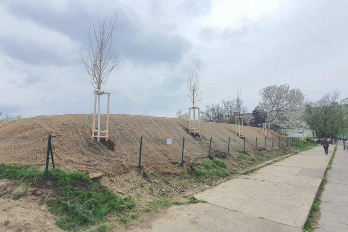 Ilustračný obrázok k článku Kontroverzná pumptracková dráha v Bratislave je takmer hotová. Kritici už frflú menej