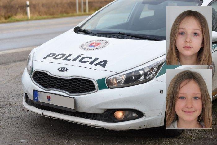 Ilustračný obrázok k článku Nezvestné dievčatá sa našli! Polícia ukončila pátranie