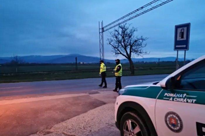 Ilustračný obrázok k článku Veľká nočná akcia polície: V Nitrianskom kraji odhalili vyše 130 priestupkov