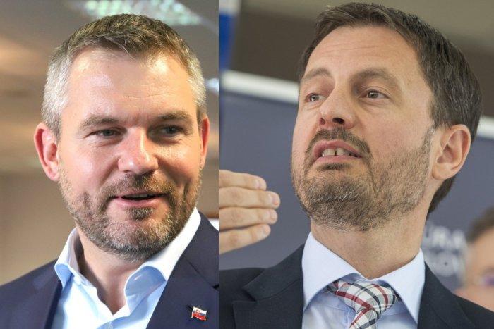 Ilustračný obrázok k článku SVET O SLOVENSKU: Hegera už porovnávajú s Pellegrinim. Budú mať rovnaký osud?
