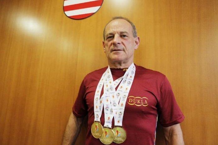 Ilustračný obrázok k článku Obrovský smútok v slovenskom športe: Zomrel svetový veteránsky rekordér v atletike, FOTO