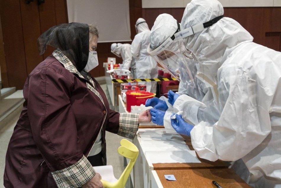 Ilustračný obrázok k článku Prvé dni testovania protilátok. Koľko Košičanov už prekonalo koronavírus? FOTO