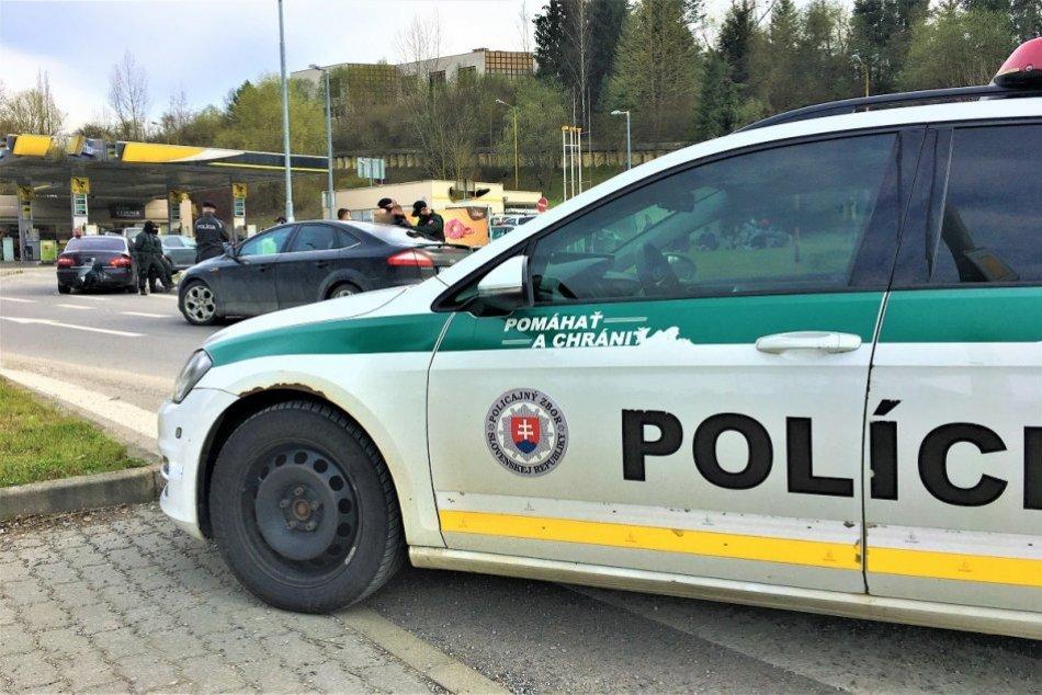 Ilustračný obrázok k článku Šokujúce odhalenie policajtov: Týka sa hneď 3 vodičov v Banskobystrickom kraji