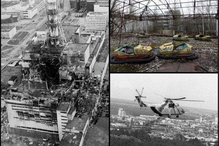 Ilustračný obrázok k článku V Černobyle pozorujú s obavou štiepne reakcie: Nemôžeme vylúčiť možnosť nehody!