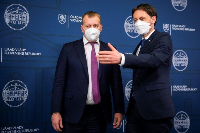 Ilustración del artículo ¿Es el PRIMER problema del nuevo gobierno en el mundo?  ¡Boris Kollár no está de acuerdo con Heger!