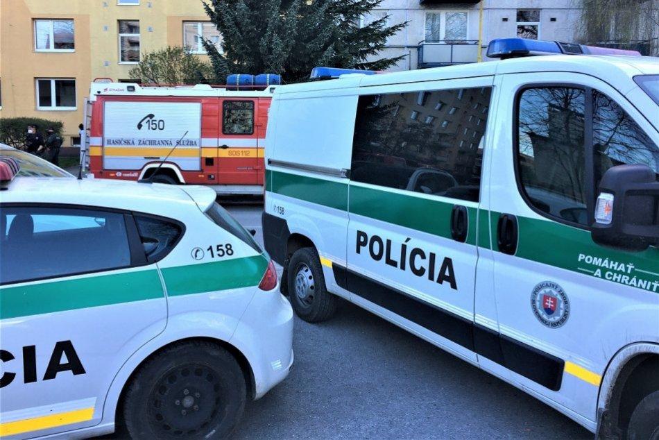 Ilustračný obrázok k článku Výbuch v bytovke na Strede: Obvinený Považskobystričan mieri do väzby