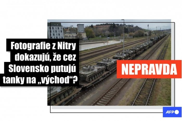 Ilustračný obrázok k článku Tisíce ľudí naleteli HOAXU o vojenskom presune: Pravda pritom leží v Banskobystrickom kraji