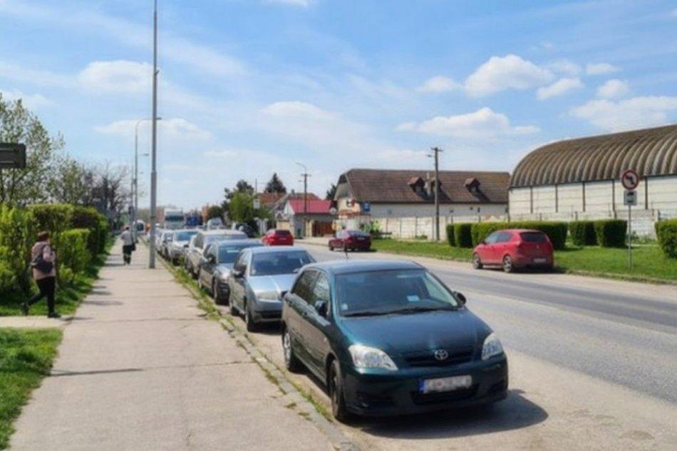 Ilustračný obrázok k článku Vodiči, zbystrite! Mesto začína rekonštruovať cestu na Nitrianskej uclici