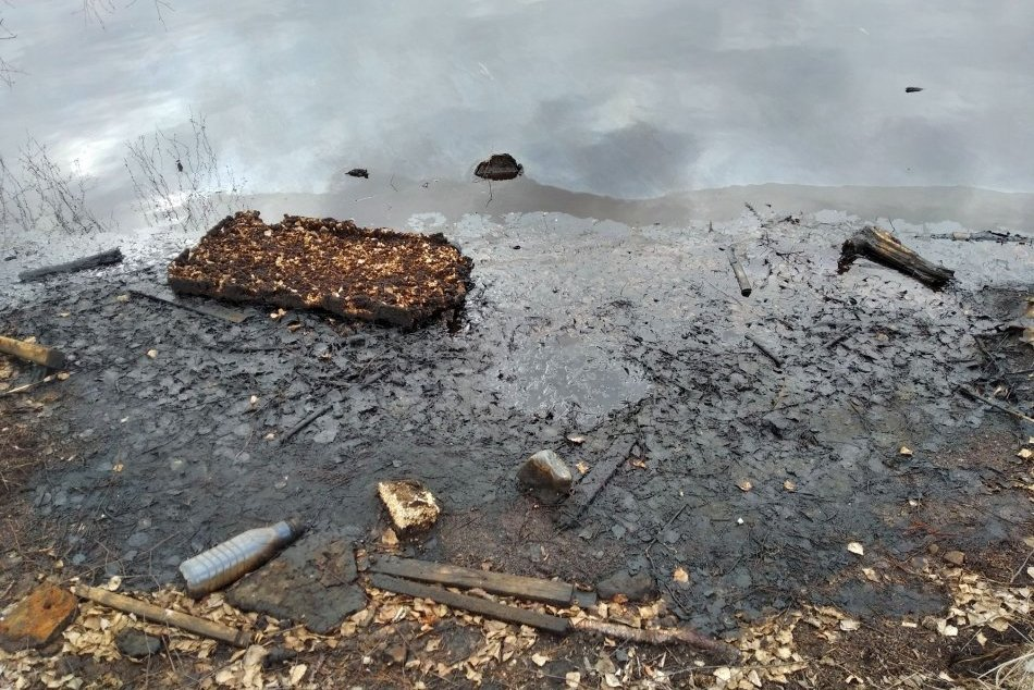 Ilustračný obrázok k článku Toxické jazerá na Horehroní sú hrozbou: Z čoho majú obavy obyvatelia Predajnej, FOTO