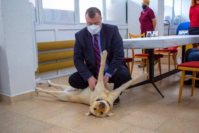 Ilustračný obrázok k článku Aj Krajniak chce bodovať fotkami so zvieraťom. Takúto výčitku však nečakal!