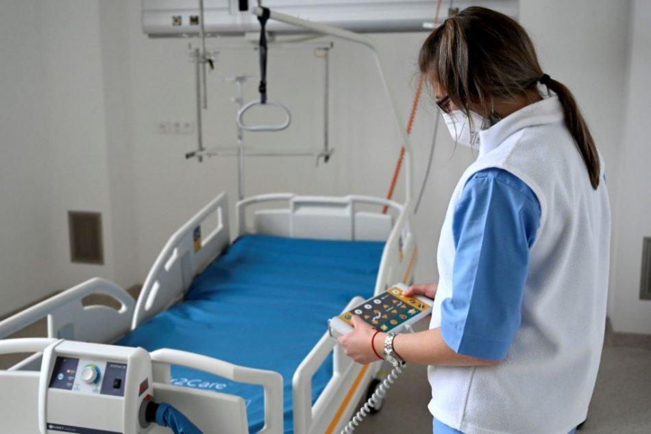 Ilustračný obrázok k článku Potrebujete ísť ležať do nemocnice? Bez negatívneho PCR testu vás ani nezoberú!