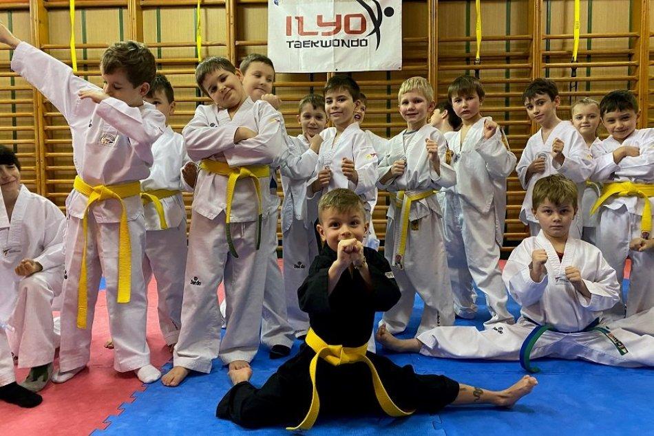 Ilustračný obrázok k článku Taekwondo vKošiciach sa môže vďaka Fondu pre budúcnosť športu naďalej rozvíjať!