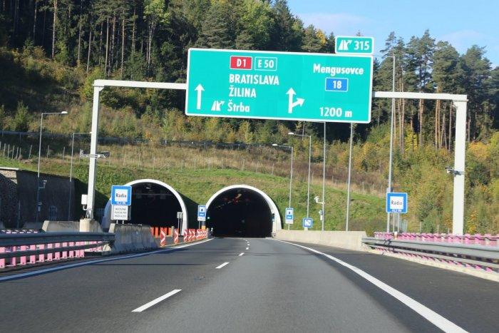 Ilustračný obrázok k článku S Tunelom Bôrik nepočítajte: Pár dni budeme jazdiť obchádzkou