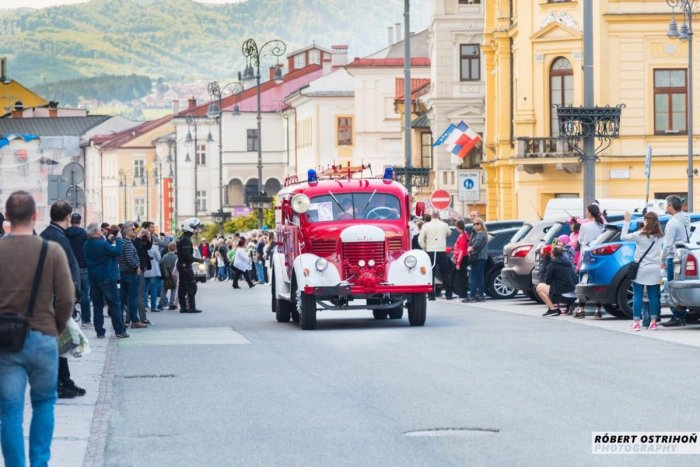 Ilustračný obrázok k článku V Bystrici sa chystá krásna spomienka: Mestom povedie sprievod veteránov