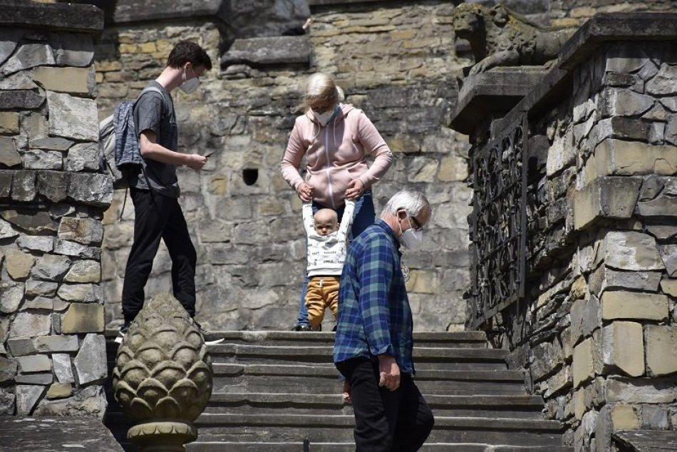 Ilustračný obrázok k článku FOTO: Na Oravskom hrade otvorili letnú turistickú sezónu. Na čo sa môžete tešiť?