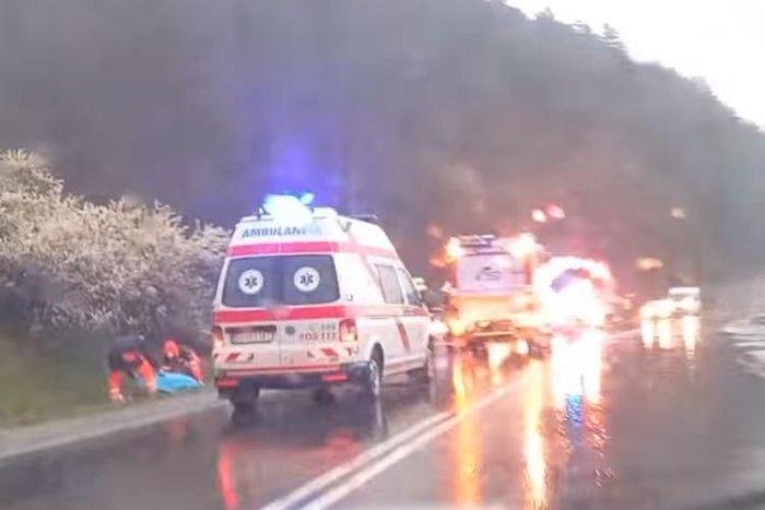 Ilustračný obrázok k článku Nešťastie na Horehroní: Pri rannej nehode vyhasol ľudský život, FOTO