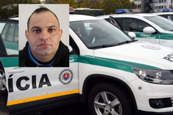 Ilustračný obrázok k článku Policajti z Popradu hľadajú Rastislava: Je obvinený z lúpeže, FOTO