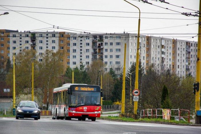 Ilustračný obrázok k článku Do Prešova majú doraziť nové autobusy: Na madlách budú mať USB nabíjačky pre mobily
