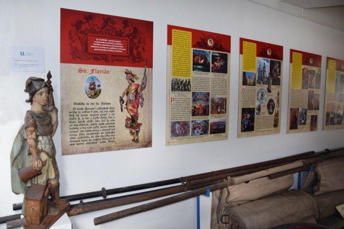 Ilustračný obrázok k článku V Prešove máme Floriánovu bránu aj ulicu: Spoznajte sa so svätcom zdarma v múzeu, FOTO