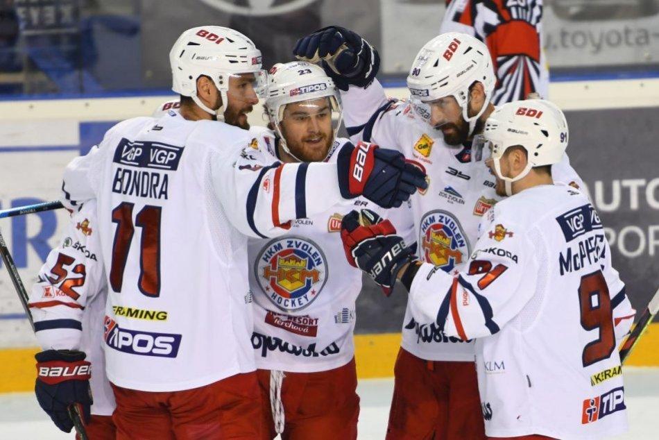 Ilustračný obrázok k článku Zvolenskí hokejisti vykorčuľovali na ľad: ROZPIS zápasov, ktoré čakajú HKM v príprave