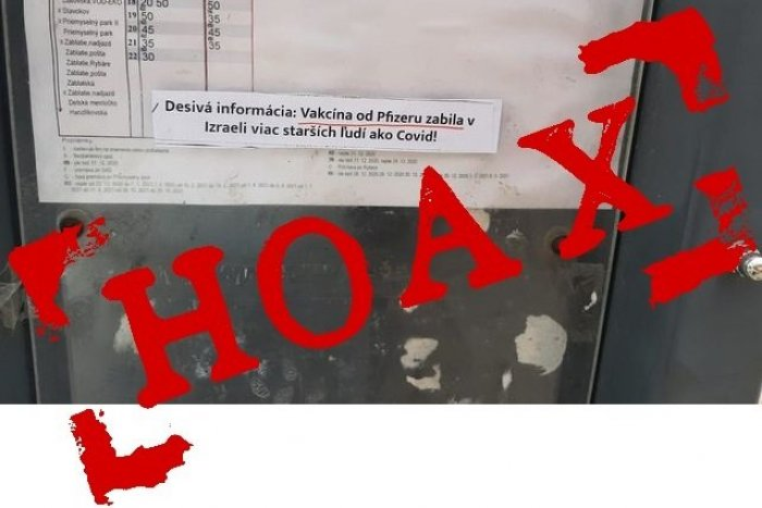Ilustračný obrázok k článku Oznam na zastávke v Trenčíne vyvolal rozruch: Polícia hovorí o totálnom HOAXE