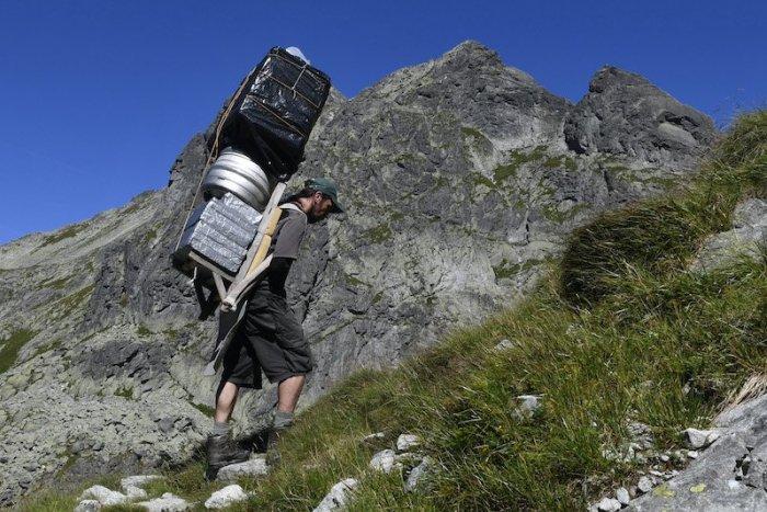 Ilustračný obrázok k článku SVET O SLOVENSKU: Tatranskí nosiči sú jedineční! Toto o nich píše BBC