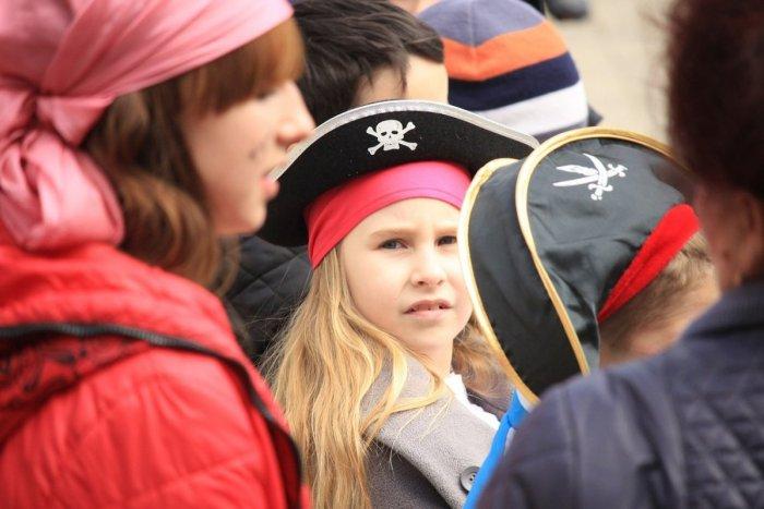 Ilustračný obrázok k článku Aj vaše dieťa môže zažiť pravé pirátske leto: Mesto láka do denného tábora