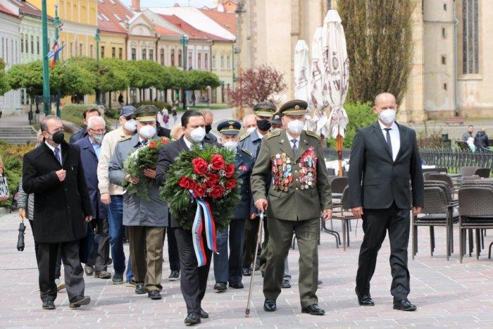 Ilustračný obrázok k článku Deň víťazstva nad fašizmom: V Prešove si obete pripomenul aj priamy účastník odboja