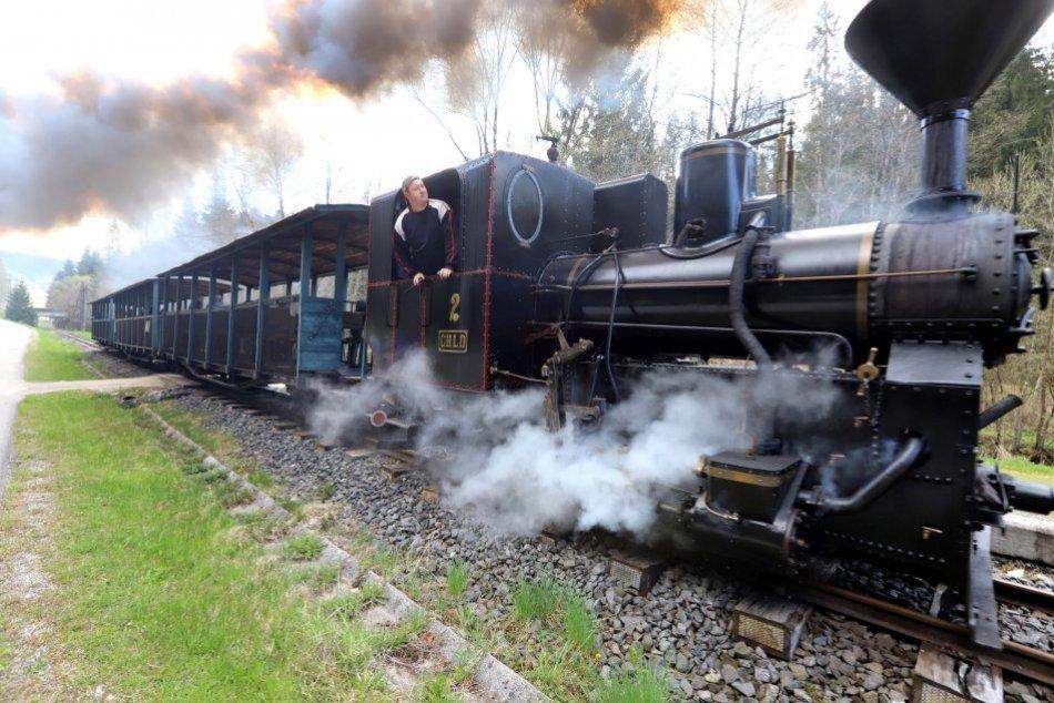 Ilustračný obrázok k článku TIP na výlet: Za krásami Trnavského kraja vás vezmú historické vlaky Pálffy a Štefánik