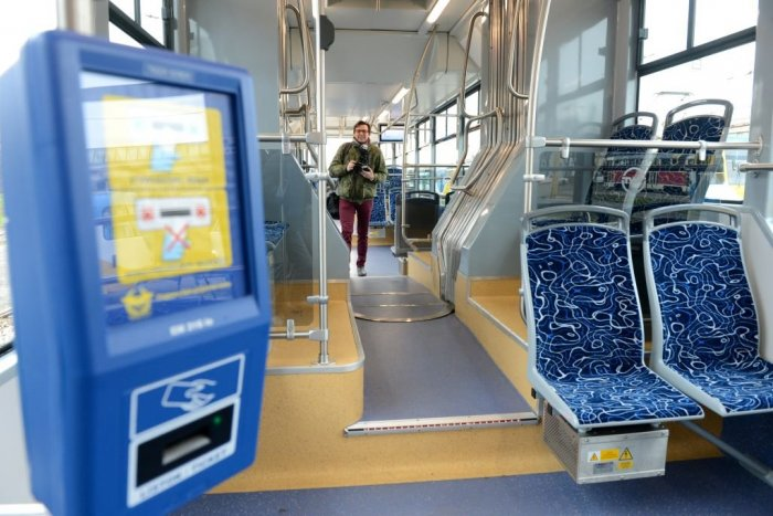 Ilustračný obrázok k článku Novinka v košickej MHD: Cestovný lístok si už kúpite aj cez aplikáciu