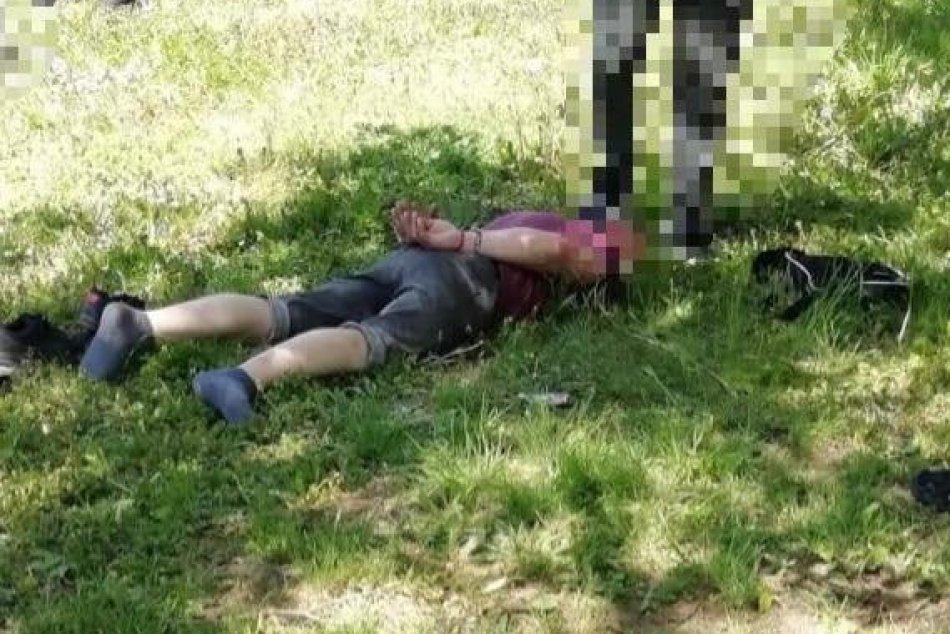 Ilustračný obrázok k článku Prvé INFO o zásahu kukláčov vo Zvolene: Zadržané boli 3 osoby, FOTO