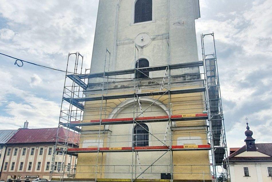 Ilustračný obrázok k článku Brezňania sa dočkajú vynovenej dominanty námestia: Kedy chcú ukončiť obnovu historickej zvonice?
