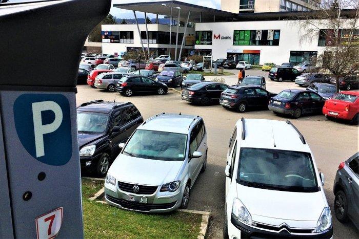 Ilustračný obrázok k článku Ako bude od júla fungovať parkovanie v centre Zvolena? TOTO tvrdí mesto