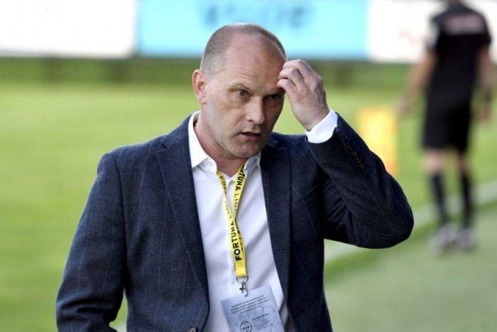 Ilustračný obrázok k článku Tréner MFK Zemplín Anton Šoltis: Podarila sa zachrániť liga pre Michalovce