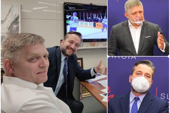 Ilustračný obrázok k článku Najprv úsmevy Fica s Blahom po triumfe nad Rusmi, potom slová o likvidácii opozície!