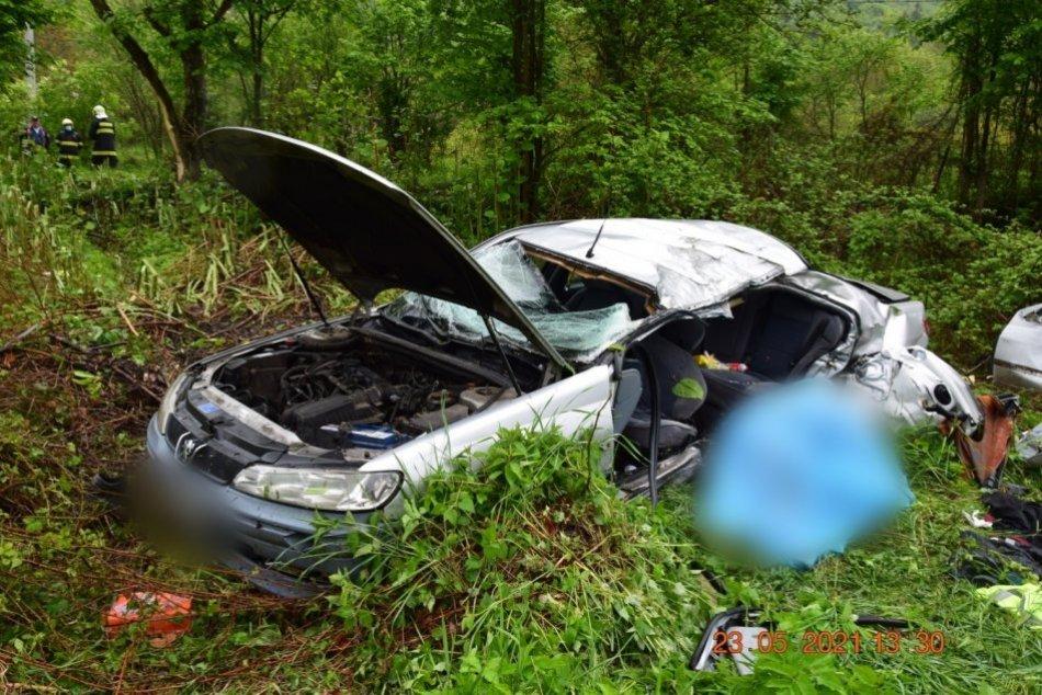 Ilustračný obrázok k článku Čierny víkend na cestách v Banskobystrickom kraji: 3 nehody so zranenými, 1 fatálna, FOTO