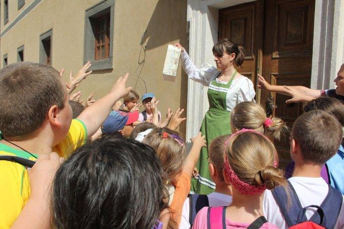 Ilustračný obrázok k článku Bojnický zámok bude patriť deťom: Program ako z rozprávky