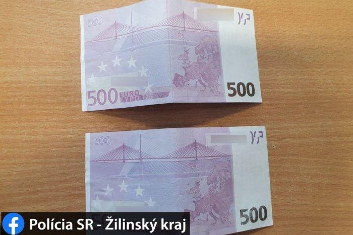 Ilustračný obrázok k článku Žilinskí kriminalisti zadržali muža s podozrivými bankovkami: Expertíza hovorí jasne