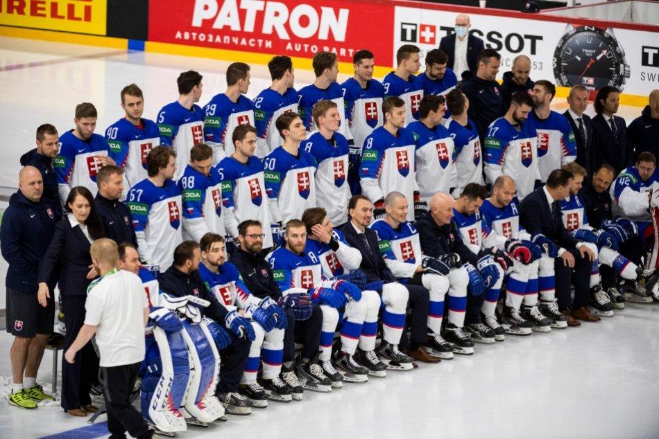 Ilustračný obrázok k článku Slovenskí hokejisti napokon skončili ôsmi: O rok v základnej skupine narazia na TIETO tímy