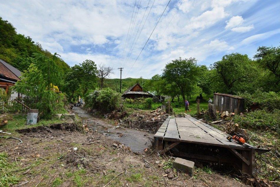 Ilustračný obrázok k článku Rudno sa spamätáva zo živelnej pohromy: Škody sa šplhajú k miliónu eur, FOTO