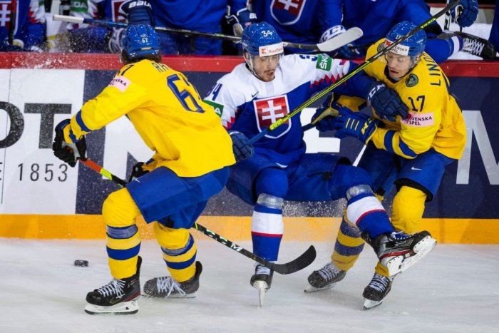 Ilustračný obrázok k článku SLOVÁCI dreli ako levy, ale so Švédmi prehrali: Postup do bojov o cenné kovy sa ODKLADÁ! FOTO