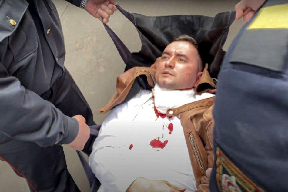 Ilustračný obrázok k článku Na súde sa pokúsil o samovraždu: Bieloruský aktivista je naspäť za mrežami