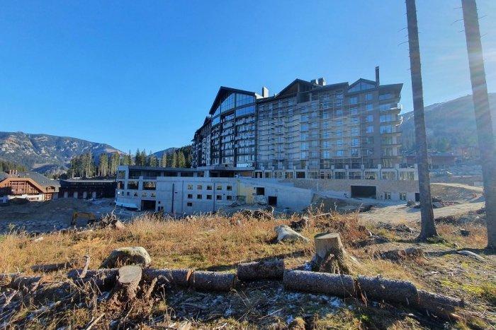 Ilustračný obrázok k článku Demänovská Dolina schválila veľký krok: Stavbám na viacerých miestach dali STOP