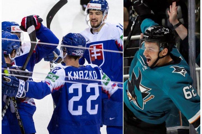 Ilustračný obrázok k článku NAŠICH čaká štvrťfinále s USA: Proti nám nastúpi Američan, ktorý miluje Slovensko!
